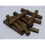 Cuisenaire Rods (50) 8cm Brown