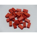 Cuisenaire Rods (50) 2cm Red